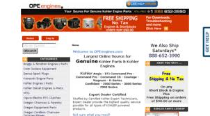 Visit Kohler-engine-parts.opeengines.com - Kohler Engines and Parts ...