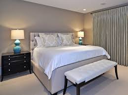 Modern Master Bedroom With Calming Bedroom Paint Colors Relaxing