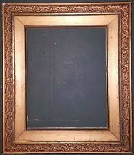 antique wood picture frames. ANTIQUE AMERICAN WOOD GESSO GOLD FRAME NORTHEAST ORIGIN INTERIOR DECORATE  PAINT Antique Wood Picture Frames 2