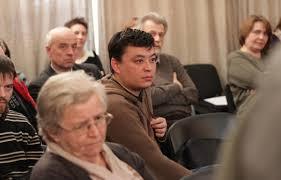Идеологическая полиция нравов как истории ЕУСПб и Евгения Шторна  Фото из архива Евгения