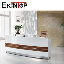 office counter design. Foshan Office Furniture Counter Design White Salon Reception Desk, View Design, KINTOP, Kintop Product Details From Esun I