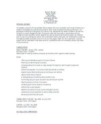 Audition Resume Template – Poquet