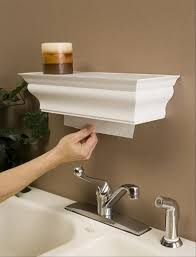 Bathroom Towel Dispenser Concept