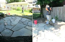 patio patterns ideas flagstone cost calculator design construction our work stone designs costs