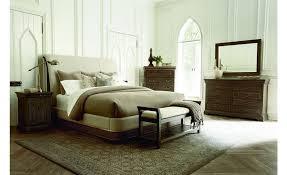 Upholstered sleigh bed frame Bedroom Bed Unlimited Furniture Group Art Furniture St Germain Queen Upholstered Sleigh Bed