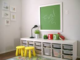 Chalk Board With Childs Play Room