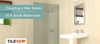 Wet Room Specialists Middlesbrough  Wet Room InstallationSmall Bathroom Wet Room Design