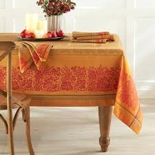 harvest tablecloths