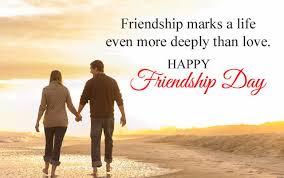 happy friendship day status short 2