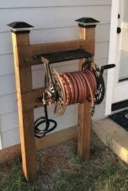 projects garden hose holder