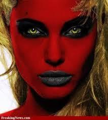 devil makeup google search