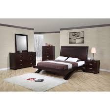 Elements International Raven Bedroom Set | The Simple Stores