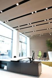 home office lights. Outstanding Timber Ceiling With Strip Lighting Layout Office Modern Fixtures Home Lights