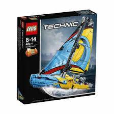 Lego Technic Racing Yacht 42074 Kmart