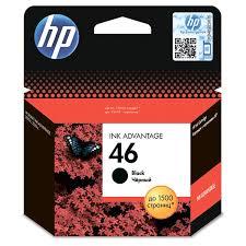 <b>Картридж HP 46</b> черный купить в Москве: цена картриджа для ...