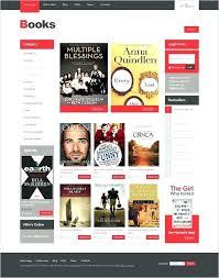 Free Bookstore Website Template Bookstore Website Template Book Store Free Online Download In Responsive