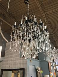 metal and crystal chandelier hampton bay light oil rubbed bronzeier