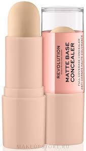 <b>Makeup Revolution Matte</b> Base <b>Concealer</b> - Матирующий ...