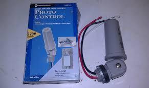 K4251 Light Sensor Intermatic K4251 Photocontrol Stem And Swivel 120vac