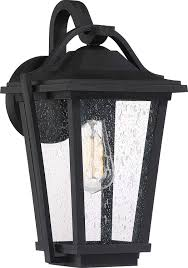 Quoizel Drs8409ek Darius Outdoor Wall Lantern Wall Sconce