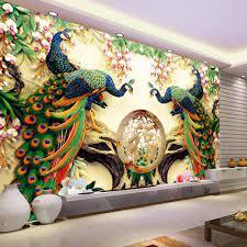 Custom 3D Wall Mural Wallpaper 3D ...