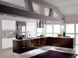 best kitchen designer. Modern Kitchen Apartment Style Glossy Painted Cabinets Unique Ceilling Best Funiture Design: Designer