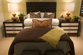 Professionally Decorated Master Bedroom Designs s Wonderful