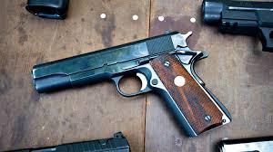 1911 Pistol Comparison Chart Colt Defender Series Gun Carrier Compact Pistol Review