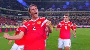 <b>Россия</b> — Казахстан. Отборочный матч Чемпионата Европы ...