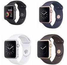 Apple Watch Series 1 Aluminum 42mm ...