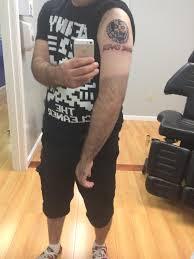 My New Njpw Omega Tattoo Squaredcircle