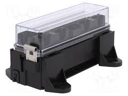 0100655 mta fuse acces fuse boxes tme electronic components Mini 12 Volt Fuse Block at Modular Fuse Box Mta