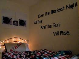 Fine Tumblr Bedroom Ideas Quotes Design Wall Wallpapers A Day To Beautiful