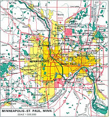 minnesota maps perry castañeda map collection ut library online Mn Highway Map Mn Highway Map #47 mn highway map pdf