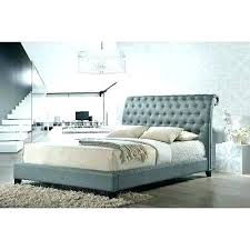 white tufted headboard queen. Contemporary Headboard White Tufted Headboard Queen Size  Upholstered Bed Frame Grey Modern With  Throughout I