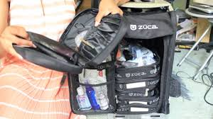 whats in my zuca whats in my freelance makeup kit