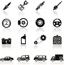 auto parts clip art. Fine Art Icons Set Auto Parts Royaltyfree Icons Auto Stock Vector Art  U0026amp Inside Parts Clip Art T