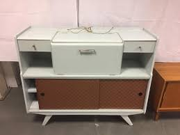 vintage 60s furniture. Rare Vintage Retro Kitchen 50s 60s Furniture Cupboard Drinks Unit Table R