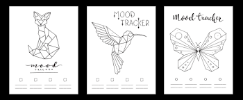 Printable Mood Tracker Clipart Images Gallery For Free