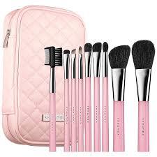 perfect pink brush set sephora collection sephora