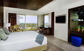 On Suite Bedroom Luxury Tel Aviv Hotel Suites The Ritz Carlton Herzliya