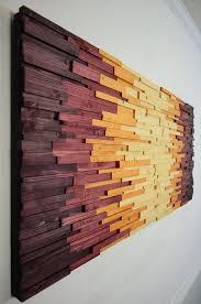 wooden wall decor diy wall art wood