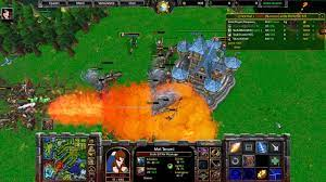 Warcraft 3 Reforged Naruto Castle defense New - YouTube