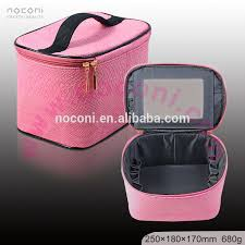 cosmetic bo with mirror makeup box with mirror empty makeup bo
