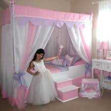Princess Canopy Bed Twin Size Princess Bed Full Size Princess Canopy ...