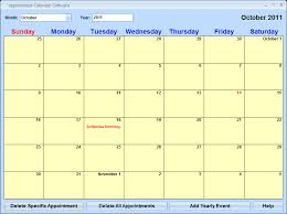 Appointment Calander Download Appointment Calendar Software 7 0