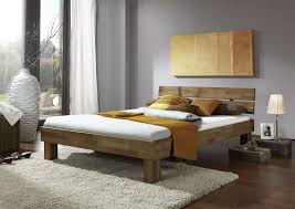 Schlafzimmer Futonbett Jenny Wildeiche Massiv Von Elfo Günstig