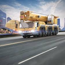 Cranes For All Terrains Article Khl