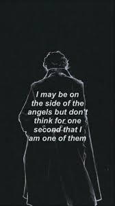 Youre My Angel Sh Sherlock Quotes Sherlock Holmes Sherlock Tv