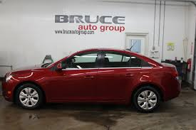 Used 2012 Chevrolet Cruze LT 1.4L 4 CYL TURBOCHARGED AUTOMATIC FWD ...